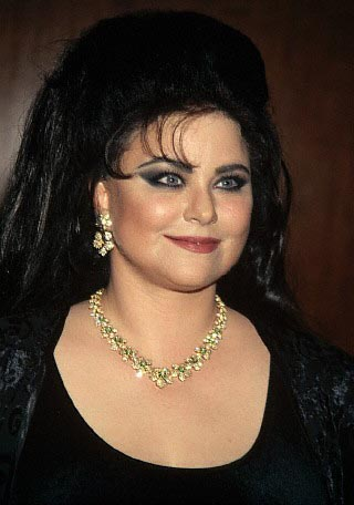 Designing Women Delta Burke. This is why Delta Burke&#8212;or