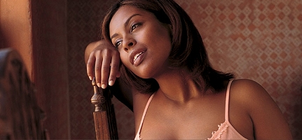 Jordan Tesfay modelling for Addition-Elle, Spring 2003
