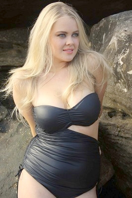 Mature busty blonde pics rather