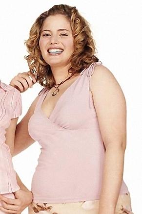 Valerie Lefkowitz modelling for Nordstrom