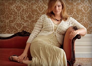 Kate Dillon modelling for Lane Bryant, Spring 2006