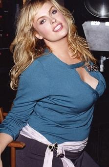 Charlotte Coyle on the Torrid cover, November 2005