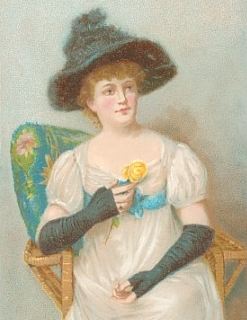 Lillian Russell; click to enlarge