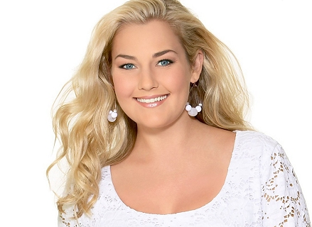 Amber Cather, Wilhelmina; Amber is the industry's most beautiful faux-plus model, and fans continue to hope that someday, she might blossom into a size 14+ full-figured goddess