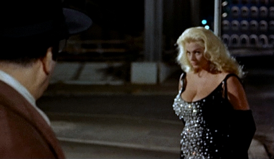 Anita Ekberg; still image from the film \'\'Boccaccio \'70\'\'