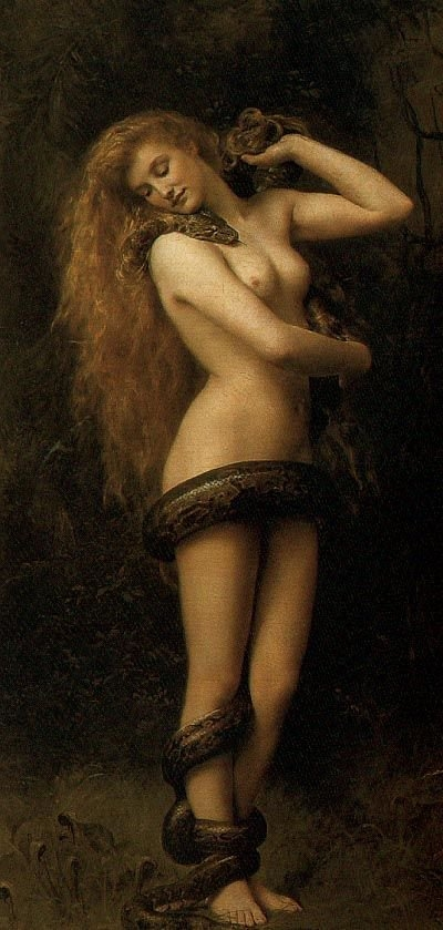John Collier, 'Lilith' (1887)