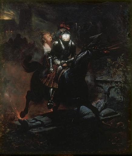 The Misadventures Of The Halloweenut The Hessian Rider