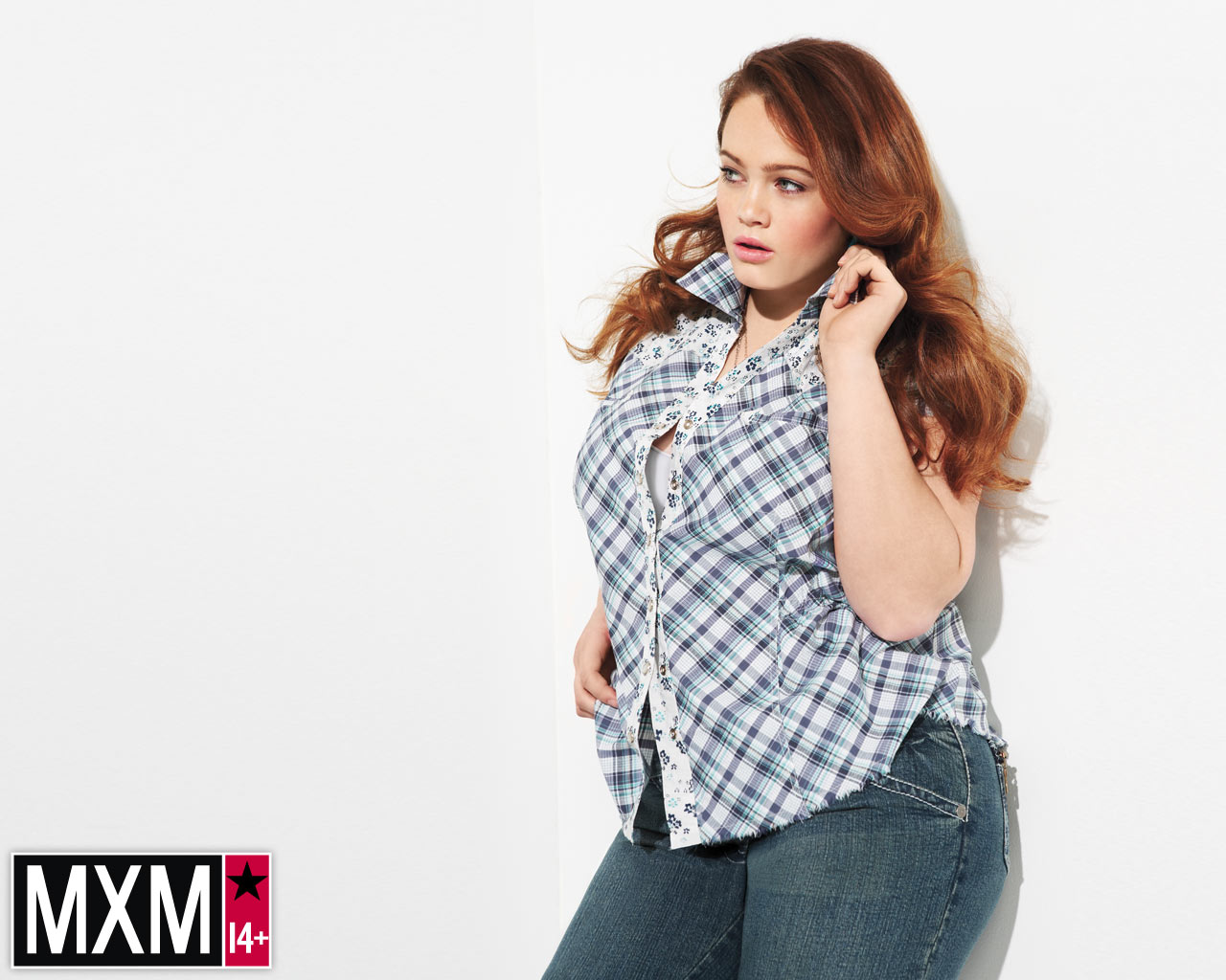 Толстые рыжие женщины 6 фотография