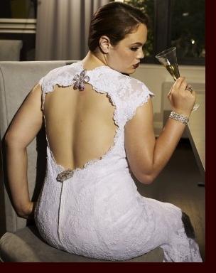 Unpublished ''Modern Bride'' magazine editorial