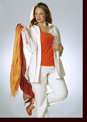 Modelling for Sodrap, Spring/Summer 2009