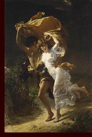 Cot, ''The Storm'' (1880)
