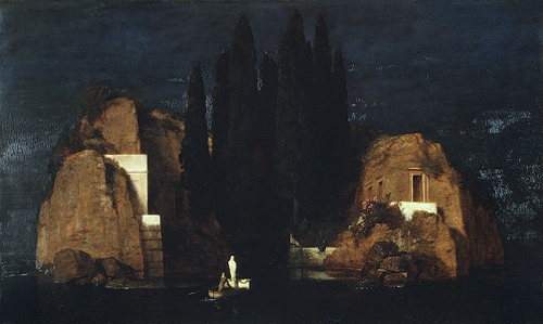 B�cklin, ''The Isle of the Dead'' (1880)