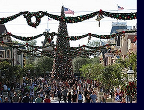 Main Street, U.S.A. - Disneyland, California