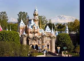 Sleeping Beauty's Castle - Disneyland, California
