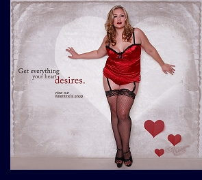 Modelling for Torrid, Valentine's 2009; photographed by Michael Anthony Hermogeno