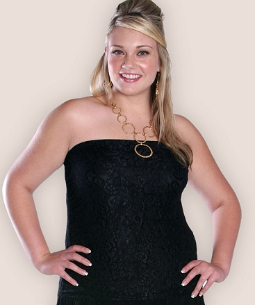 725ca99881 The Judgment of Paris Forum - Kelsey Olson modelling for Torrid!!