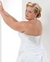 Modelling for the Formal Source, bridal campaign 2010