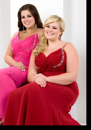 Modelling with Katherine Roll for Aurora Formals; click to enlarge