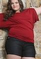 Modelling for Idalina Moreira, 2010