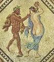 Dionysus Mosaic: Dancing Bacchange