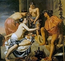 Bacchus and Nymphs