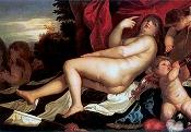 Venus with Cupids