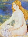 Blonde Bather (II), 1881, Private Collection