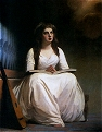 Lady Hamilton as St. Cecilia