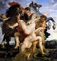 The Rape of the Daughters of Leucippus