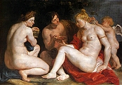 Venus, Cupid, Bacchus, and Ceres