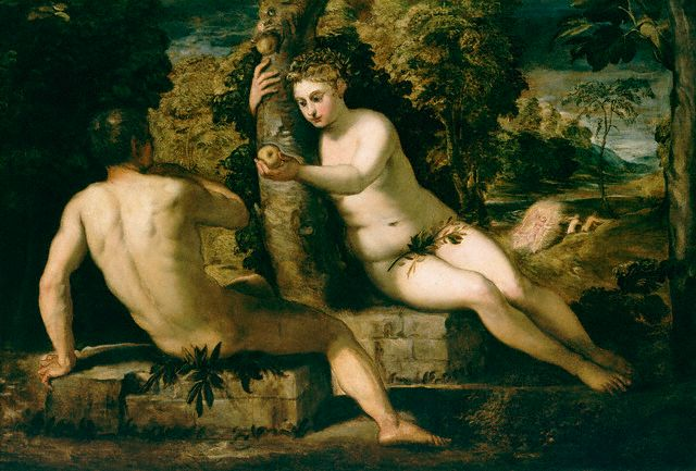 Tintoretto Adam And Eve Tintoretto Adam And Eve c