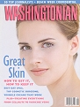 ''Washingtonian'' magazine cover, August 1997