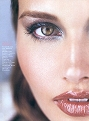 Beauty editorial in ''MODE'' magazine, November 1999