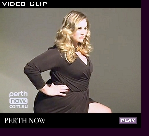 A shoot for Perth's ''Sunday Times'' newspaper dated March 24th, 2012; click to play