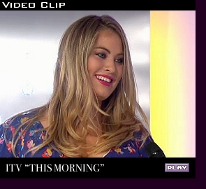 On ITV's ''This Morning'' program, March 30th, 2012; click to play
