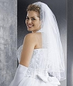 Modelling for David's Bridal, Fall 2003